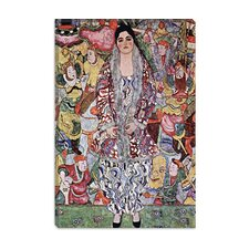 """Portrait of Friederike Maria Beer 1916"" Canvas Wall Art by Gustav Klimt"