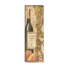 """Wine Tasting V"" Canvas Wall Art by John Zaccheo"