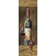 Wine Collection III from NBL Studio Canvas Wall Art