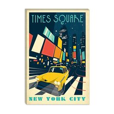 Times Square, New York Canvas Wall Art