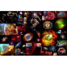 Photography The Universe Graphic Art on Canvas