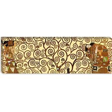 """The Tree of Life"" Panoramic by Gustav Klimt"