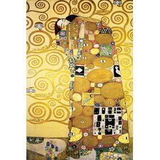 """Stoclet Palace"" Canvas Wall Art by Gustav Klimt"
