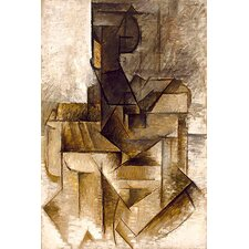 "<strong>iCanvasArt</strong> ""The Rower"" Canvas Wall Art by Pablo Picasso"