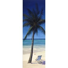 """Tropics"" Canvas Wall Art by Bill Makinson"