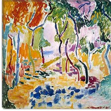 """The Joy of Life (1905)"" Canvas Wall Art by Henri Matisse"