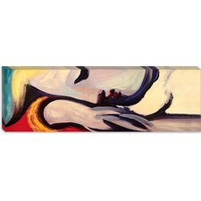 """The Rest"" Panoramic Canvas Wall Art by Pablo Picasso"
