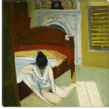 """Summer Interior"" Canvas Wall Art by Edward Hopper"