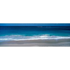 Waters Edge Barbados Caribbean Canvas Wall Art