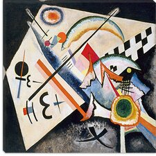 """White Cross"" Canvas Wall Art by Wassily Kandinsky"