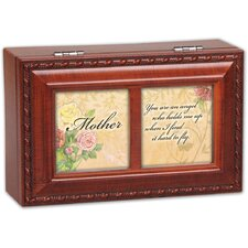 Petite Mother Angel Music Box