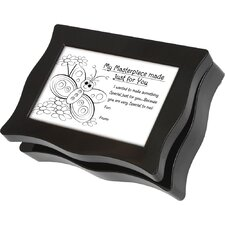 Recordable Just For You Digital Music Jewelry Box