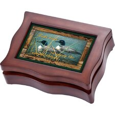 Wildlife Digital Ducks Music Box