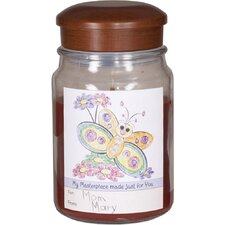 <strong>Cottage Garden</strong> Recordable Just For You Scented Jar Candle