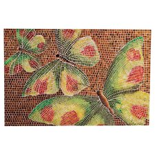 Mosaic Butterfly Wall Décor