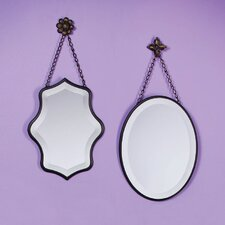Wall Mirror (Set of 2)