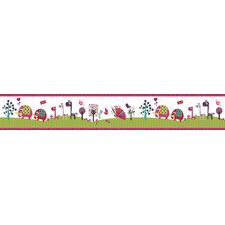 Animal Sanctuary Medium Roll Wallpaper Border
