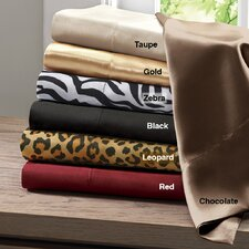 Solid 4 Piece Sheet Set