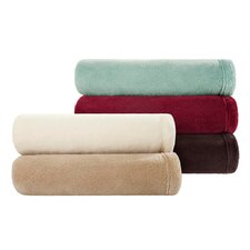 Microtec Polyester Throw