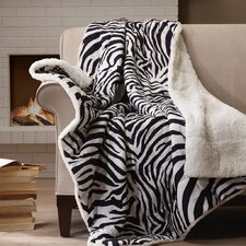 Kenya Printed Softspun Throw