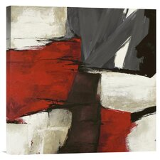 'Continuum II' by Jim Stone Painting Print on Canvas