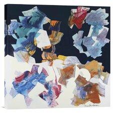 'Mercoledi 21 Gennaio 2004' by Nino Mustica Painting Print on Canvas
