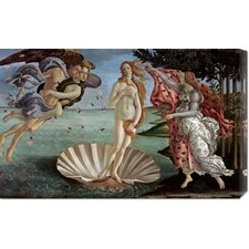 <strong>Bentley Global Arts</strong> 'The Birth of Venus' by Sandro Botticelli Stretched Canvas Art