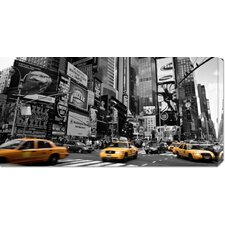 'Times Square, New York City, USA' by Doug Pearson Stretched Canvas Art
