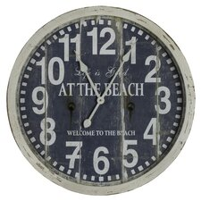 "Greenwich 24"" Wall Clock"