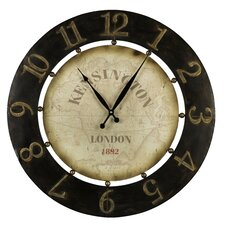 "Atish 22.75"" Wall Clock"