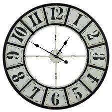 """Bianca 30.75"""" Wall Clock"""