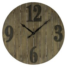 "Mahdis 35.5"" Wall Clock"