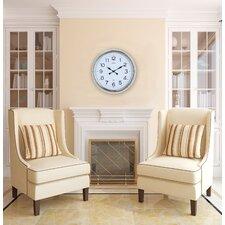 "Oversized 24.5"" Wyeth Wall Clock"