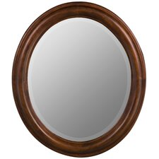 Addison Oval Mirror in Vineyard Finish