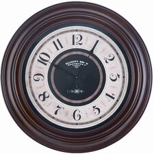 "Oversized 32"" Pearce Wall Clock"