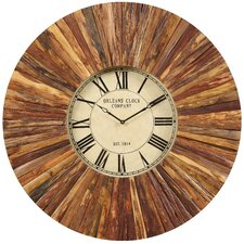 "Oversized 36"" Chatham Wall Clock"