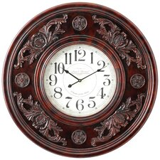 "Oversized 31.5"" Paxton Wall Clock"