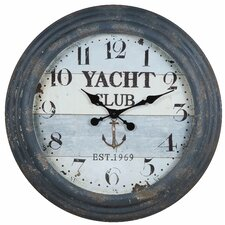 "Oversized 24"" Rowland Wall Clock"