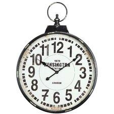 "Oversized 23.5"" Parker Wall Clock"