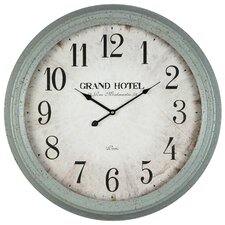 "Oversized 24.5"" Asher Wall Clock"