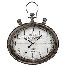 """21.25"""" Amanda Wall Clock"""