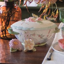 <strong>Fitz and Floyd</strong> Flourish 96 oz. Tureen