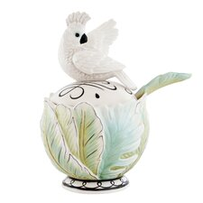 Cockatoo Jar