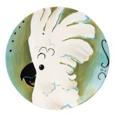 "Cockatoo 9"" Accent Salad Plate (Set of 2)"