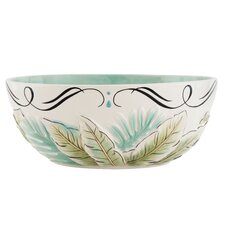 "Cockatoo 11.5"" Serving Bowl"