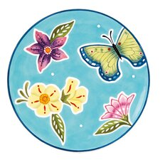 """Courtyard 9"""" Accent Salad Plate"""