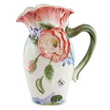 <strong>Fitz and Floyd</strong> Flourish Pitcher