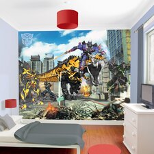 Walltastic Transformers Wall Mural