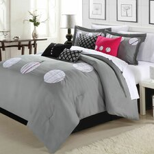 Gamester 8 Piece Comforter Set