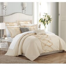 Ruth 12 Piece Comforter Set